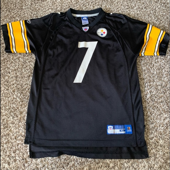 cheaper 4b535 466a5 Pittsburgh Steelers Ben Roethlisberger Jersey